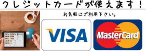クレジットカード:豊田市のTen整体院